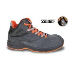 Beta 7253NKK/40 Nubukbőr munkavédelmi cipő, mérsékelten vízálló, vízálló Mikrofaser-betéttel, 40 méret