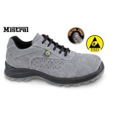 Beta 7319ESD/37 Perforált hasítottbőr munkavédelmi cipő, ESD, 37 méret