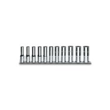Beta 920ASL/SB11 11 részes tizenkétszögű hosszú dugókulcs szerszám készlet (920AS/L cikk) tartón dugókulcs