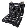 """Beta Easy 923E-TX/C18 18 darabos imbuszkulcs készlet TORX fejű csavarokhoz, 1/2"""" műanyag táskában"""