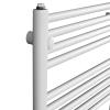 Betatherm BE 60125 (1215*600) fürdőszobai radiátor, fehér, törölköző szárító radiátor, fürdőszobai csőradiátor, BE Easy
