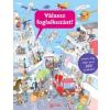 Betűtészta Kiadó Silvie Sanza: Válassz foglalkozást! - Ismerj meg több mint 300 szakmát!