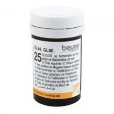 Beurer tesztcsík GL 44 és GL 50 készülékekhez 50 db egyéb egészségügyi termék
