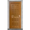 BF-10 Tömör fa bejárati ajtó 100x210