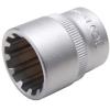 """BGS 3/8"""" Dugókulcs """"Gear Lock"""", 15 mm"""
