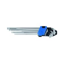 BGS Technic 9 részes Imbuszkulcs készlet, gömbfejes, extra hosszú, 1.5 - 10 mm (BGS 9374) imbuszkulcs