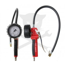 BGS Technic Gumiabroncs nyomásmérő - kerékfúvató profi BGS (9-55410) kerékpár külső gumi