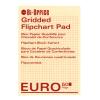 BI-OFFICE Flipchart papír KOCKÁS előlap nélküli 65x98cm 70g -FL032520- BI-