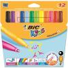 Bic FILCTOLL BIC KIDS VISACOLOR XL 12-ES KLT