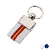 BigBuy Accessories Jelző Kulcstartó 144034 Fehér