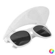 BigBuy Accessories Napszemüveg Visorral 144803 Piros