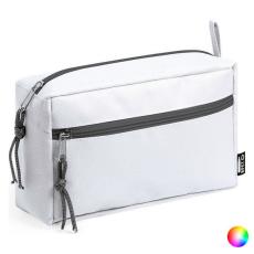 BigBuy Accessories Neszeszer 146423 (21 x 13 x 8 cm) Fehér