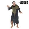 BigBuy Carnival Felnőtt Jelmez Csontváz (2 Pcs) XL