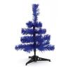 BigBuy Christmas Karácsonyfa (15 x 30 x 15 cm) 143363 Kék