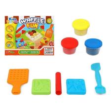 BigBuy Fun Gyurma Waffle Fun 117493 gyurma
