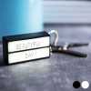 BigBuy Gadget Kulcstartó Lightbox LED 145990 Fehér