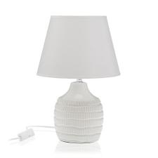 BigBuy Home Asztali Lámpa Kerámia Textil (22 x 34 x 22 cm) világítás