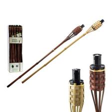 BigBuy Home Kerti Lámpa (5,5 x 92 x 5,5 cm) Bambusz ajándéktárgy