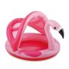 BigBuy Outdoor Felfújható Flamingó (114 x 103 x 72 cm)