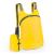 BigBuy Outdoor Többfunkciós Összecsukható Hátizsák Tokkal 144886 Sárga