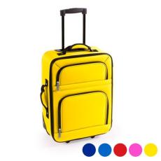 BigBuy Travel Bevásárlókocsi (35,5 x 50 x 16,5 cm) 144732 Fukszia