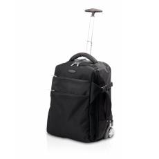 BigBuy Travel Húzós Bőrönd Notebook Rekesszel (36 x 47 x 25 cm) 143488 Fekete