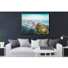 Bighome.hu Obraz RIO DE JANEIRO 60x80 cm - sklo