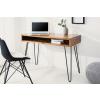 Bighome.hu Písací stôl MATIS 110 cm - prírodná