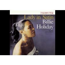 Billie Holiday - Lady In Satin (Coloured) (Vinyl LP (nagylemez)) jazz
