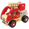 Bino Toys Fa tűzoltóautó
