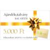 Biobolt Ajándékutalvány 5 000