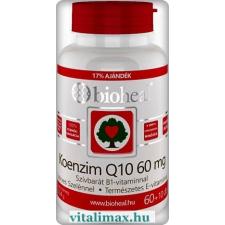 BIOHEAL Koenzim Q10 60 mg Szelénnel E-vitaminal és B1-vitaminnal - 70 db gyógyhatású készítmény