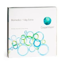 Biomedics 1 day Extra 90 db kontaktlencse
