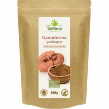 Biomenü BIO GANODERMA gombapor 100 g vitamin és táplálékkiegészítő