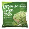 BioPont bio rizsgolyó spenóttal és póréhagymával, 60 g
