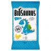 BioPont BioSaurus BIO tengeri só ízesítésű extrudált kukoricás snack 50 g