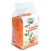 BiOrganik bio vörös lencse  - 500 g
