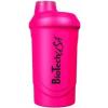 BioTech Neon Wave shaker 600 ml (magenta) (1 db)