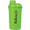 BioTech Neon Wave shaker 600 ml (zöld) (1 db)