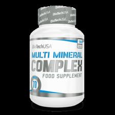 BioTech USA BioTech Multi Mineral Complex (100 tabletta) vitamin