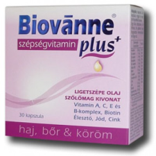 Biovánne szépségvitamin plus kapszula vitamin
