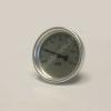 Biterm (magyar) Bimetál hőmérő 0 +120˚C-os, 300mm-es, frontgyűrűs