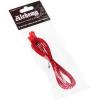 BitFenix 3-pólusú ventilátor hosszabbító 90cm - piros / piros (BFA-MSC 3F90RR-RP)