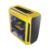 Bitfenix Aegis Core Micro-ATX Fekete/Sárga (BFC-AEG-300-YKWN1-RP)