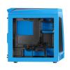 Bitfenix Aegis mATX Ablakos Kék/Fekete Számítógépház