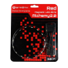 Bitfenix Alchemy 2.0 Mágneses 60cm 30 LED Piros LED Szalag