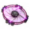 Bitfénix BitFenix Spectre PRO 200mm ventilátor lila LED - fekete