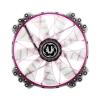 Bitfenix Spectre PRO LED Purple 200mm (fekete) (BFF-LPRO-20025P-RP)