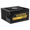 BitFenix Whisper M 80 Plus Gold moduláris tápegység - 550 Watt /BP-WG550UMAG-9FM/