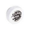 Bitspower Dugó G1/4 - fehér